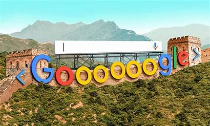 China Google Change Changing End Tried Technology