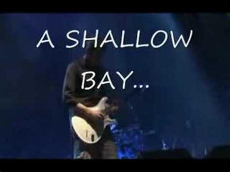 Shallow Bay With Lyrics Youtube