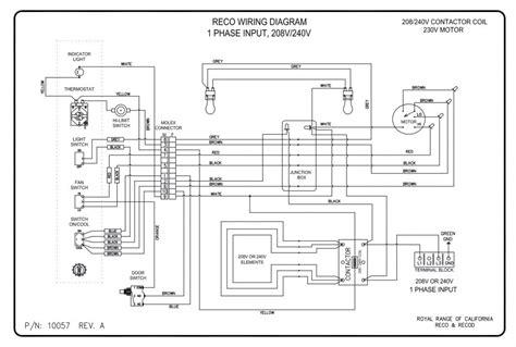 Wiring Diagrams Royal Range California