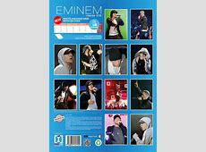 Eminem Calendars 2018 on EuroPosters