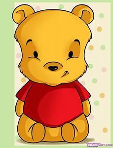 how to draw baby winnie the pooh | Dragoart | Pinterest ...