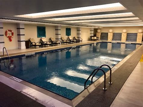 The Indoor Pool, Nice Water Temperature!-picture Of