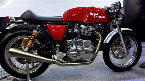 Royal Enfield Continental Gt Image by Modifikasi Motor Mobil Royal Enfield Continental Gt