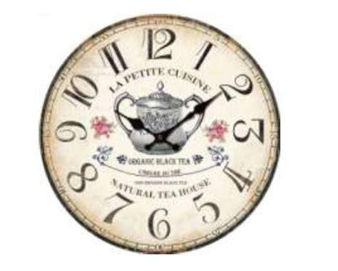 horloge de cuisine horloge de cuisine
