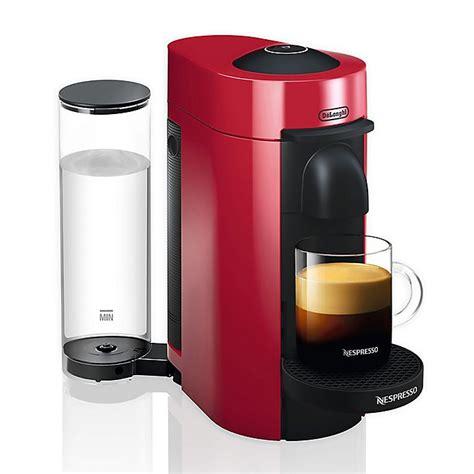 Ecs coffee espresso & coffee gear. Nespresso® by De'Longhi Vertuo Plus Coffee and Espresso Maker   Bed Bath & Beyond