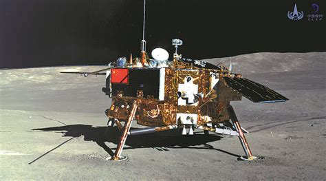 ฉางเอ๋อ-5 ภารกิจเก็บตัวอย่างหินจากดวงจันทร์ของจีน ...
