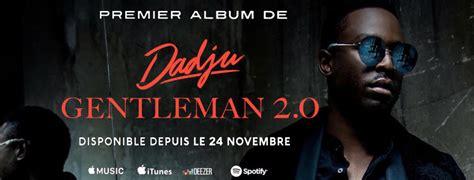 MP3 GENTLEMAN TÉLÉCHARGER DADJU GRATUIT 2.0