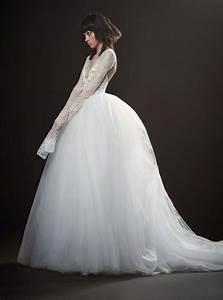 vera wang spring 2018 wedding dresses weddingbells With 2018 spring wedding dresses