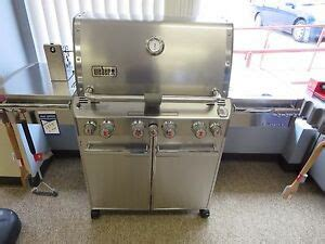 Weber Summit 470 Weber Summit S 470 Lp Gas Grill 7170001 New In Box Up Save