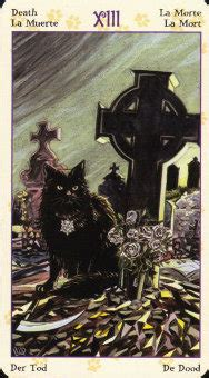 tarot  pagan cats reviews images aeclectic tarot