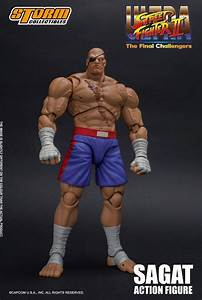 Muay Thai Fighter Designs Sagat Ultra Street Fighter Ii Storm Collectibles