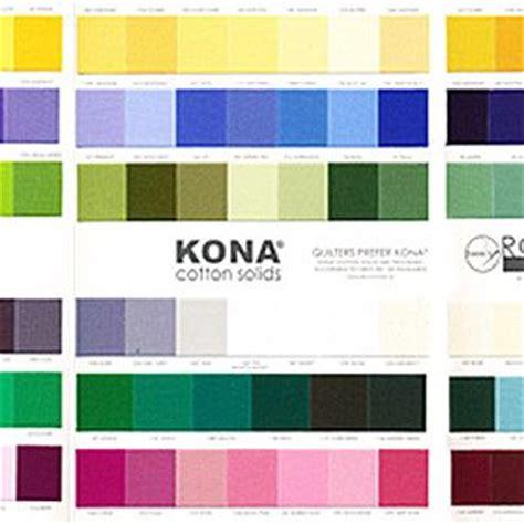 kona cotton color card robert kaufman kona cotton color card fabric