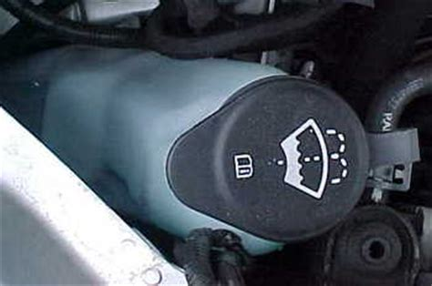 Frozen Windshield Washers  Car Repair Information From