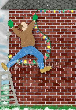 maintain safety  decorating  christmas tip