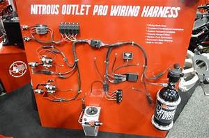 All New Nitrous Outlet Product    Pro Wiring Harness