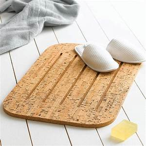 cork bath mat light cork by authentics With bathroom cork mat