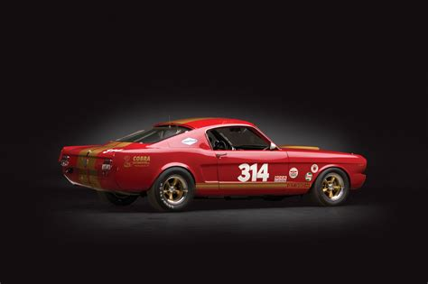 shelby mustang gth race car