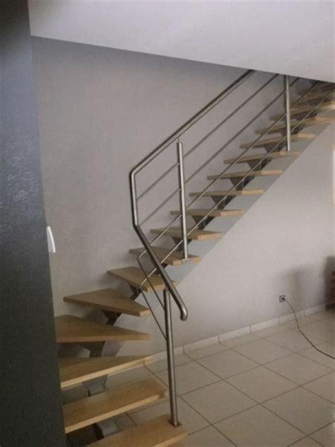 soud inoxcom escalier barriere inox