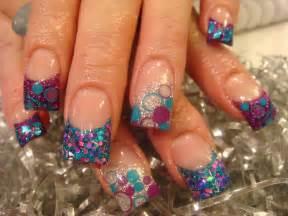 Nails acrylic