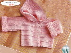Modele De Tricotin Facile : patron tricot layette facile gratuit ~ Melissatoandfro.com Idées de Décoration
