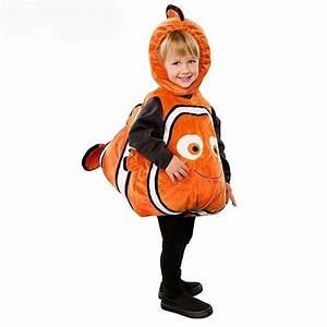 Findet Nemo Kostüm Baby : kids finding nemo halloween costume cutestop ~ Frokenaadalensverden.com Haus und Dekorationen