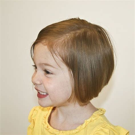 hair style children longer in front but needs to be enough that she can 5782