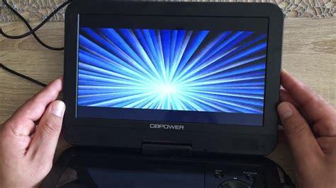 tragbarer dvd player 10 zoll tragbarer dvd player 10 5 zoll mit wiederaufladbarer batterie 1024 600 digital tft