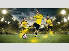 Borussia Dortmund 1516 Trikots veröffentlicht Nur Fussball
