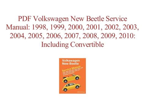 car repair manuals online free 1998 volkswagen new beetle lane departure warning online free volkswagen new beetle service manual 1998 1999 2000