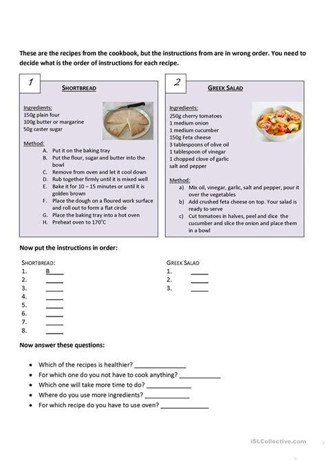number names worksheets 187 cooking measurement worksheets