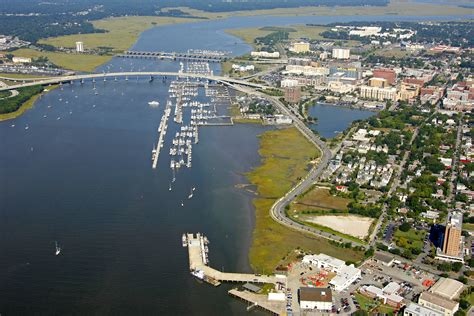 Boat Slips For Rent Charleston Sc by Charleston Harbor In Charleston Sc United States