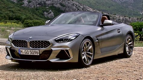 2019 bmw z4 roadster 2019 bmw z4 roadster interior exterior and drive