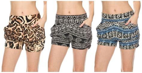 Harem Shorts Clearance