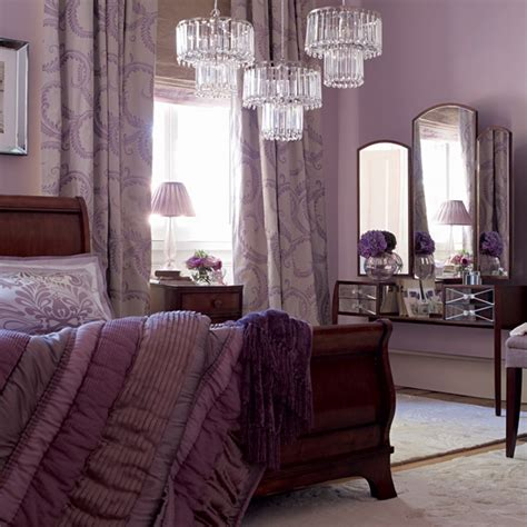 purple bedroom ideas 19 purple and white bedroom combination ideas