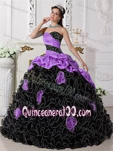 Black And Purple Sweet 16 Dresses | Great Ideas For ...