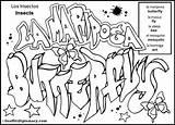 Coloring Graffiti Pages Matador Spanish Printable Numbers Words Sheets Getdrawings Books Diplomacy Word Money Getcolorings Popular Printablee Learn Spain sketch template