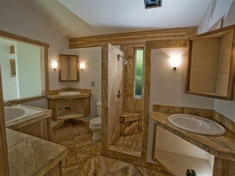 awesome bathroom ideas bloombety small wooden bathroom ideas1 awesome small