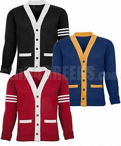 blank custom color varsity cardigan rn sw110 With custom varsity letter sweaters