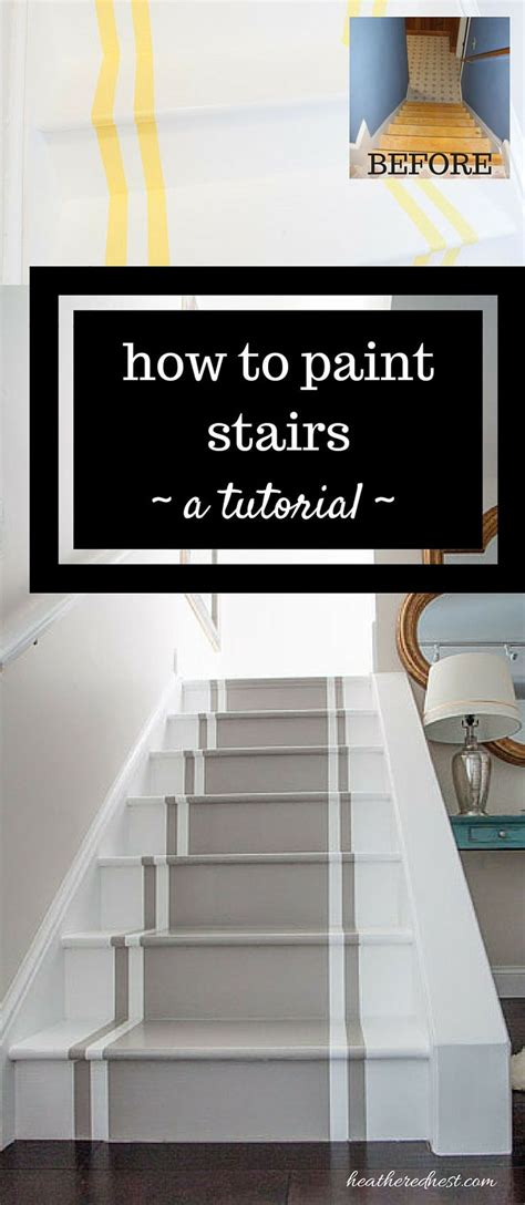 Best Diy Crafts Ideas  Incredible Stair Makeover With