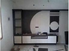 Hall TV Unit Design By 8 Streaks Interiors YouTube