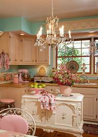 shabby chic kitchens shabby chic | BetterDecoratingBible