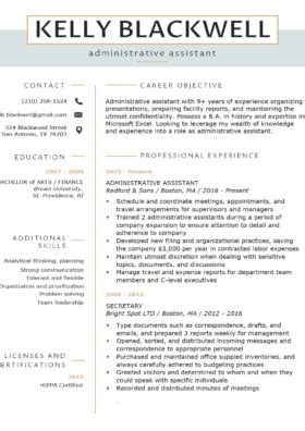 Make A Free Resume And Save It by Free Resume Templates For Word Resume Genius