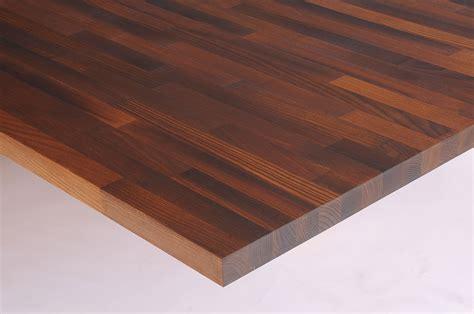 Welches Holz Für Tischplatte by Tischplatte Massivholz Thermoesche Geoelt Kgz 40 1800 970