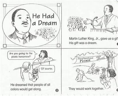 Luther Martin King Worksheets Kindergarten Jr Worksheet