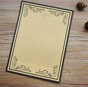 paper speakers picture more detailed picture about free With vintage letter writing paper