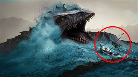 Most Mysterious Creatures From Norse Mythology! | Simply ...