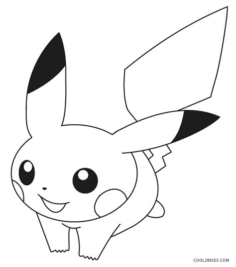 what color is pikachu printable pikachu coloring pages for cool2bkids
