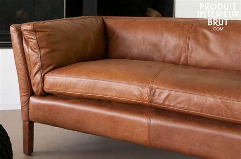 canapé cuir qualité 1000 idées sur le thème décoration de canapé en cuir sur