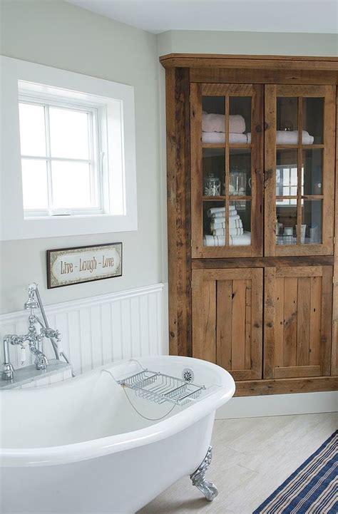 built in bathroom cabinets 30 creative ideas to transform boring bathroom corners