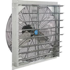 exhaust fans  guard mounts  shutters global industrial